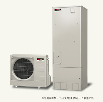 三菱電機 エコキュート SRT-S374 工事費込みセット