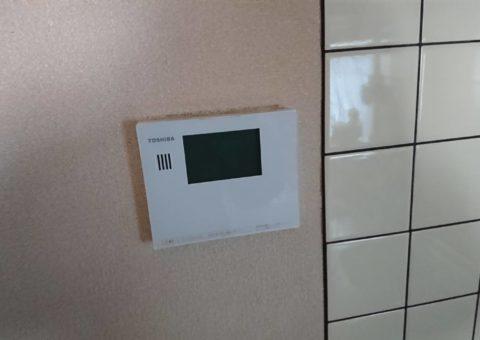 三重県東芝エコキュートHWH-B375H施工後その他の写真1