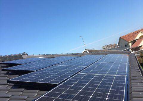 愛知県三菱太陽光パネルPV-MA2250M施工後その他の写真2