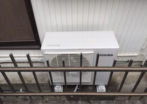 京都府東芝エコキュートHWH-B375H施工後その他の写真4