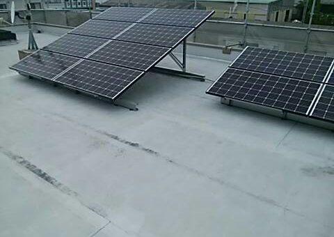 三重県三菱太陽光パネル 20枚PV-MA2250M施工後その他の写真1