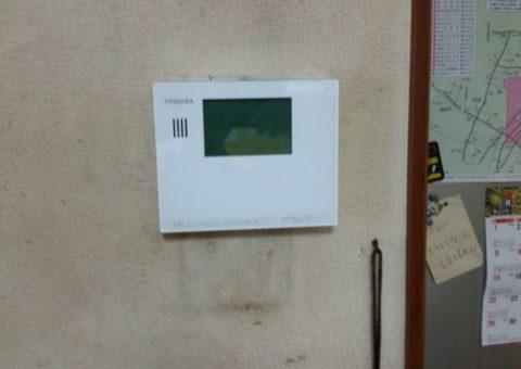 三重県東芝エコキュートHWH-B375HWV施工後その他の写真2