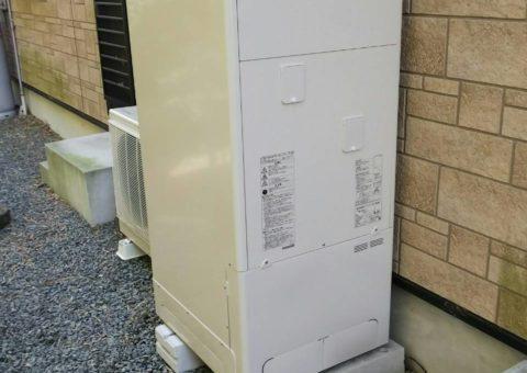 和歌山県東芝エコキュートHWH−B375H施工後その他の写真1