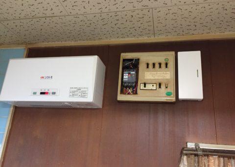 大阪府長州産業 太陽光発電CS-274B61施工後その他の写真2