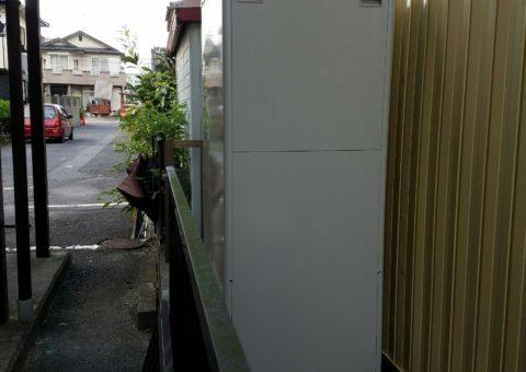 奈良県東芝エコキュートHWH-B374HA-Z施工後その他の写真3