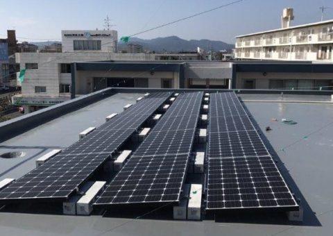 和歌山県三菱太陽光発電PV-MA2180K施工後その他の写真1