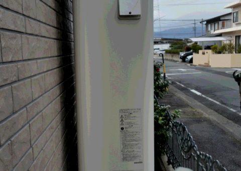 兵庫県東芝エコキュート(薄型)HWH-B375HWA施工後その他の写真1