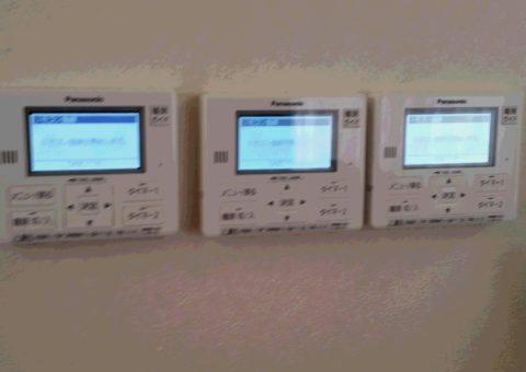 滋賀県Panasonicエコキュート(床暖対応)HE-D37FQS施工後その他の写真1
