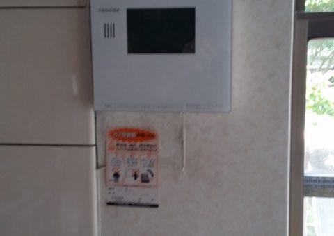 奈良県東芝エコキュートHWH-B375HW施工後その他の写真3