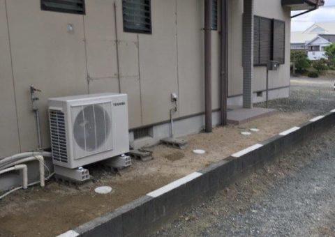 奈良県東芝エコキュートHWH-B375H三菱IHクッキングヒーターCS-G32M施工後その他の写真4