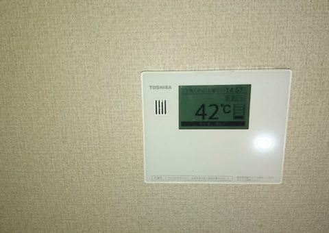 京都府東芝エコキュートHWH-B465HA施工後その他の写真1