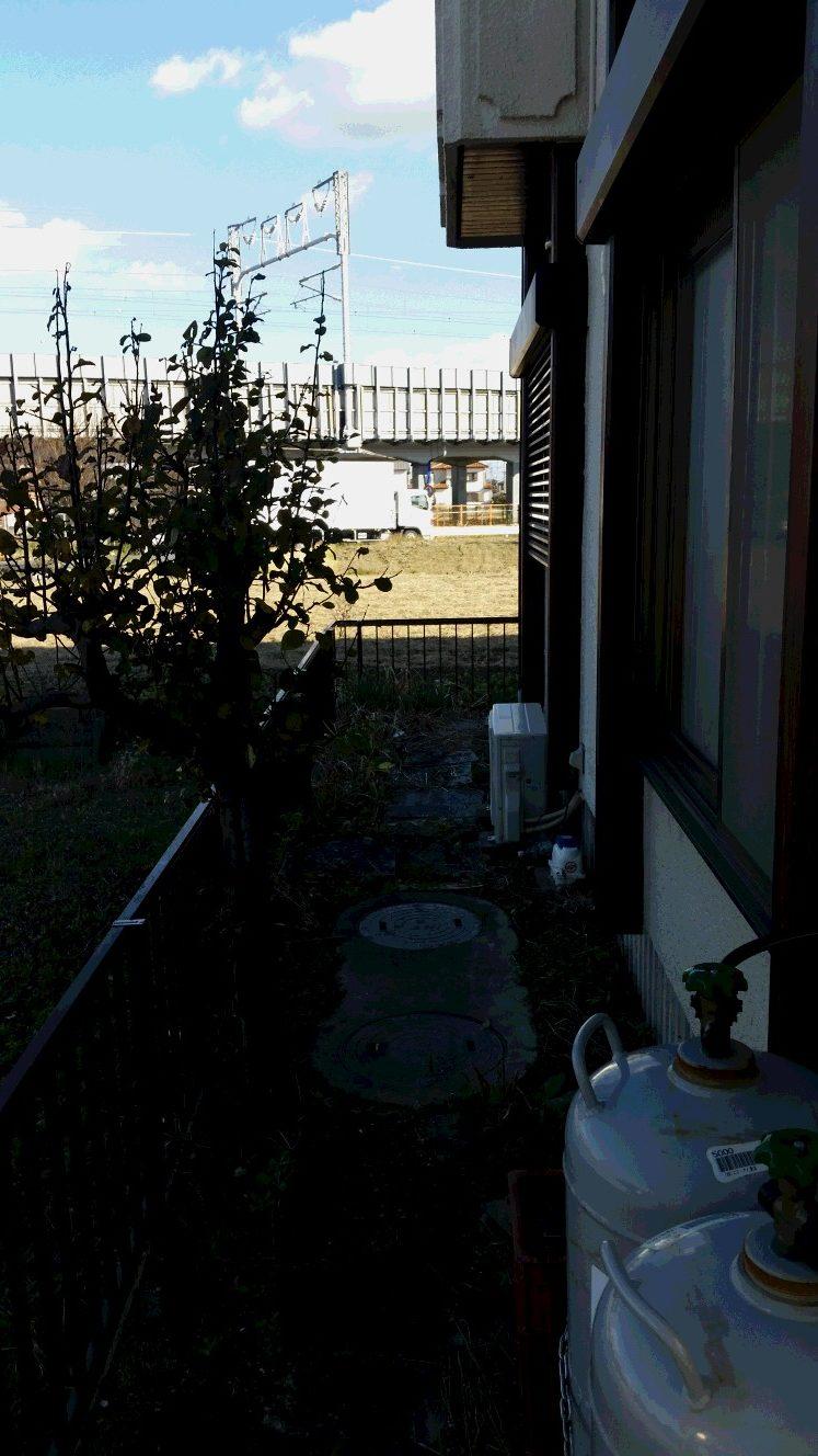 奈良県東芝エコキュートHWH-B375H施工前の写真