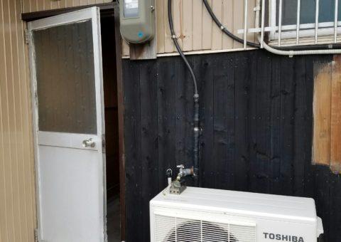 愛知県東芝エコキュートHWH-F375H施工後その他の写真1