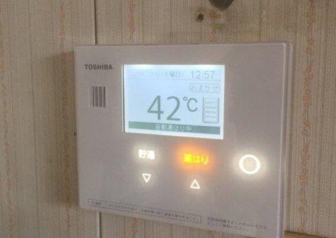 滋賀県東芝エコキュートHWH-F375H施工後その他の写真1