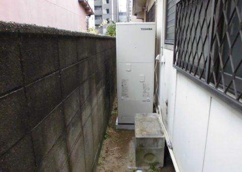 三重県東芝エコキュートHWH-B374施工後その他の写真1