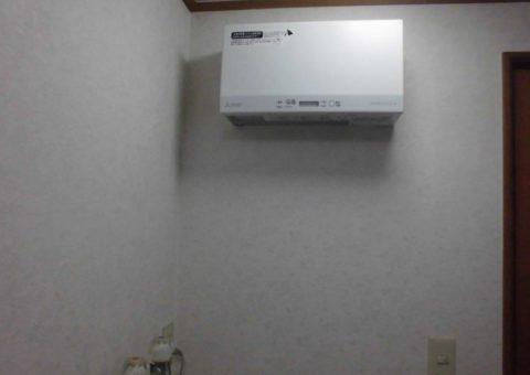 奈良県三菱太陽光発電PV-MA2180K施工後その他の写真2