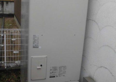 三重県三菱エコキュートSRT-W373三菱IHクッキングヒーターCS-G32MS施工後その他の写真1