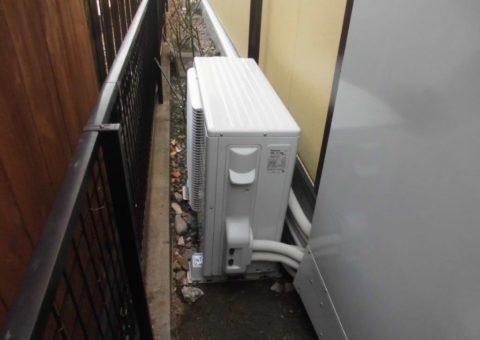 和歌山県Panasonicエコキュート(床暖対応)HE-D46FQS施工後その他の写真1