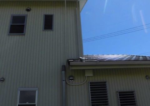 奈良県長州太陽光発電CS-260B51施工後その他の写真3
