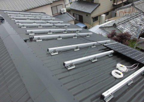 和歌山県長州太陽光パネル 15枚CS-N244SJ03施工後その他の写真2