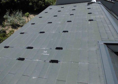 和歌山県三菱太陽光パネル 10枚PV-MA2180K施工後その他の写真2