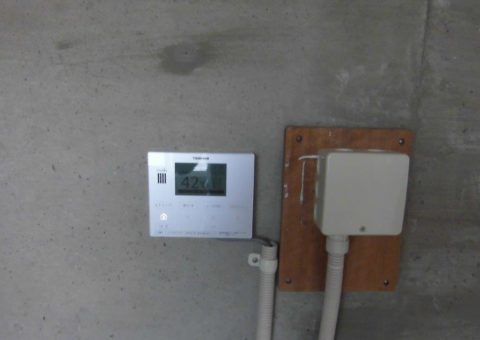 滋賀県東芝エコキュートHWH-FH373C施工後その他の写真2
