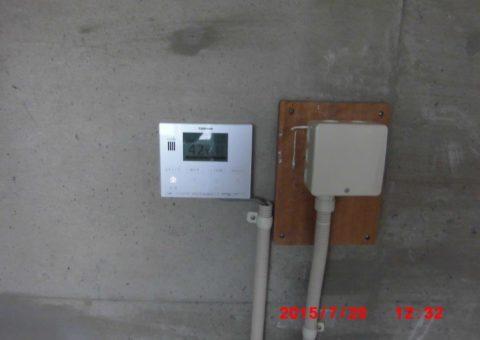 兵庫県東芝エコキュートHWH-FH373C施工後その他の写真2