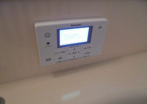 和歌山県Panasonicエコキュート(床暖対応)HE-D46FQS施工後その他の写真2