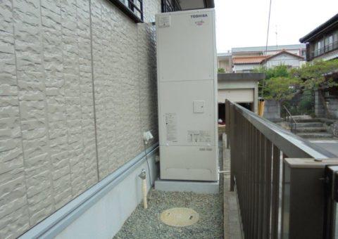 三重県東芝エコキュートHWH-FBH373CG施工後その他の写真1