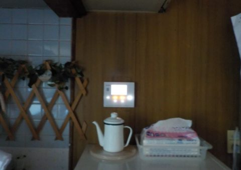 京都府東芝エコキュートHWH-B374H施工後その他の写真2
