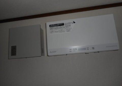 和歌山県三菱太陽光パネル 10枚PV-MA2180K施工後その他の写真4