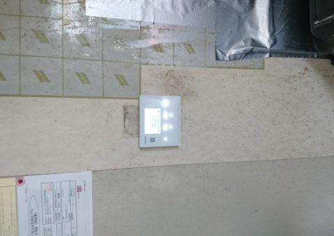 兵庫県東芝エコキュートHWH-B375H施工後その他の写真2