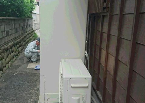 大阪府東芝エコキュートHWH-B375HA施工後その他の写真1