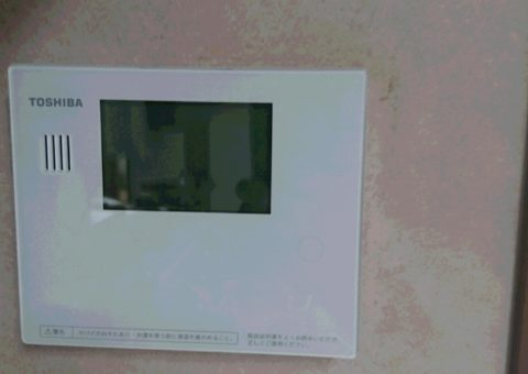 大阪府東芝エコキュートHWH-B375HA施工後その他の写真3