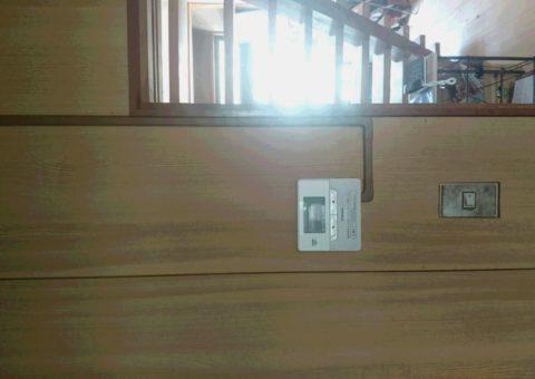 奈良県東芝エコキュートHWH-F465H施工後その他の写真2