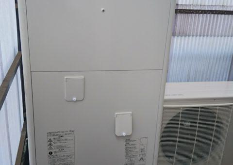 愛知県東芝エコキュートHWH-F375H施工後その他の写真2