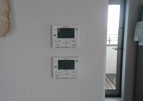 和歌山県PanasonicエコキュートHE-D37FQS施工後その他の写真1