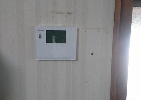 兵庫県東芝エコキュートHWH-B375H施工後その他の写真1
