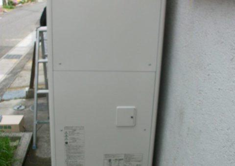 大阪府東芝エコキュートHWH-FH373C施工後その他の写真1