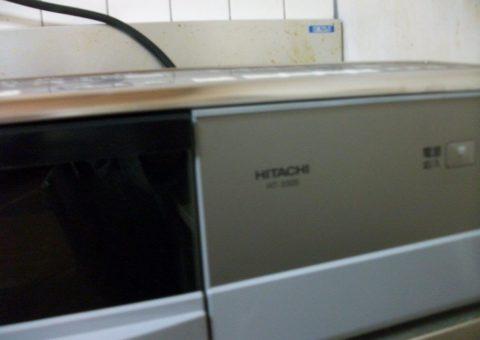 大阪府日立IHクッキングヒーター(据置型)HT330S施工後その他の写真2