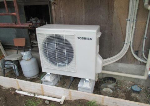 三重県東芝エコキュートHWH−B374施工後その他の写真1
