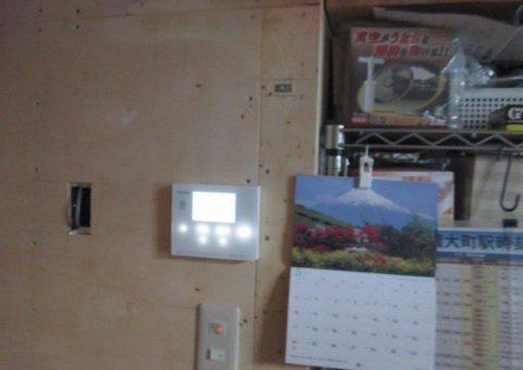 三重県東芝エコキュートHWH−B374施工後その他の写真2