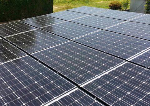 兵庫県長州産業太陽光発電CS-246B61施工後その他の写真3