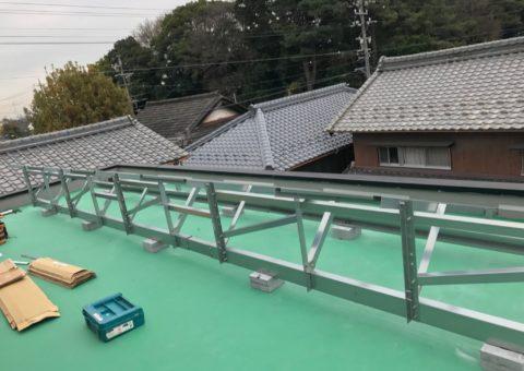 兵庫県三菱太陽光パネル 20枚PV-MA2250M施工後その他の写真2