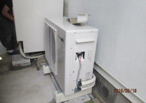 兵庫県東芝エコキュートHWH-FH373C施工後その他の写真1