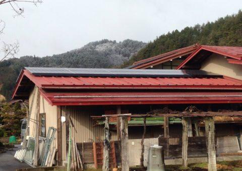 三重県三菱 太陽光発電PV-MA2180KS施工後その他の写真3
