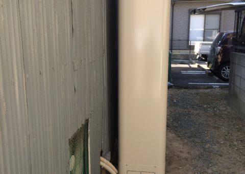 愛知県東芝エコキュート(薄型)HWH-B375HWV施工後その他の写真4