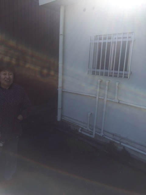 兵庫県三菱エコキュートSRT-W372施工前の写真