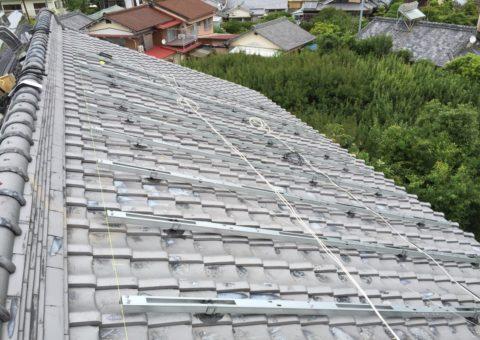 兵庫県長州産業太陽光発電CS-246B41施工後その他の写真1