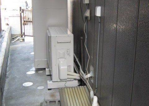 大阪府東芝エコキュートHWH-B374H施工後その他の写真1
